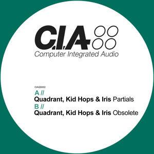 Quadrant, Kid Hops & Iris 歌手頭像