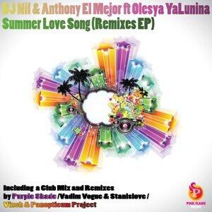 Dj Nil & Anthony El Mejor & DJ Nil & Anthony El Mejor feat. Olesya Yalumina feat. Olesya Yalumina 歌手頭像
