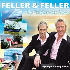 Feller & Feller アーティスト写真