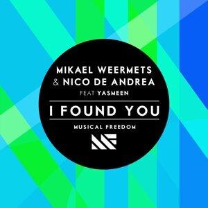 Mikael Weermets, Nico De Andrea 歌手頭像