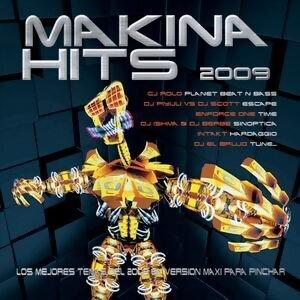 Makina Hits 2009 歌手頭像