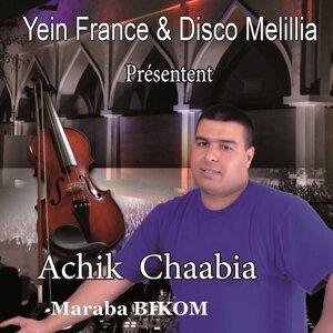 Achik Chaabia 歌手頭像