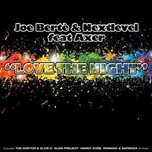 Joe Berte', Nextlevel 歌手頭像
