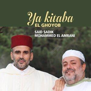 Said Sadik, Mohammed El Amrani 歌手頭像