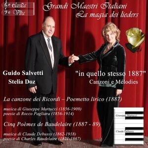 Stelia Doz, Guido Salvetti 歌手頭像