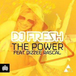 DJ Fresh アーティスト写真