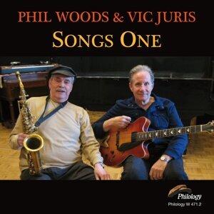 Phil Woods, Vic Juris 歌手頭像
