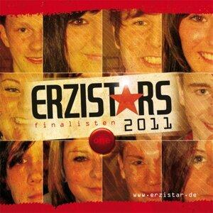 ErziStars 2011 歌手頭像