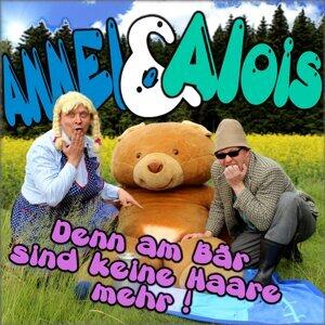 Annel & Alois 歌手頭像