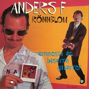 Anders F. Rönnblom 歌手頭像