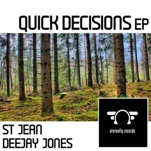 St Jean & DeeJay Jones 歌手頭像