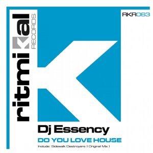DJ Essency 歌手頭像