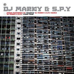 Jakes, DJ Marky & S.P.Y