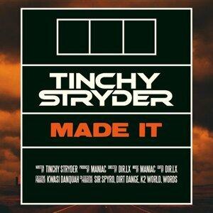 Tinchy Stryder 歌手頭像