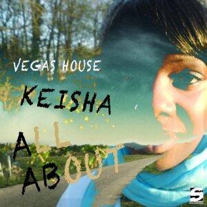 Vegas House feat. Keisha アーティスト写真
