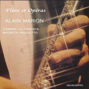 Orchestre Symphonique de Paris, Raymond Guiot, Alain Marion 歌手頭像
