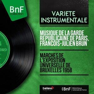 Musique de la Garde républicaine de Paris, François-Julien Brun 歌手頭像