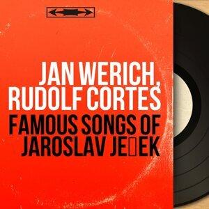 Jan Werich, Rudolf Cortés 歌手頭像