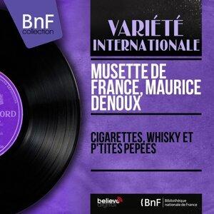 Musette de France, Maurice Denoux 歌手頭像