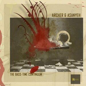 Archer & Asanyeh アーティスト写真