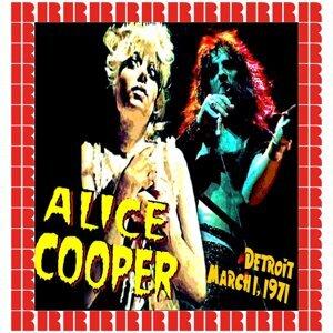 Alice Cooper (艾利斯庫柏)