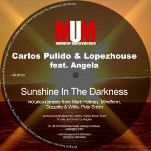 Carlos Pulido & Lopezhouse feat. Angela 歌手頭像