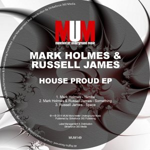 Mark Holmes & Russell James 歌手頭像
