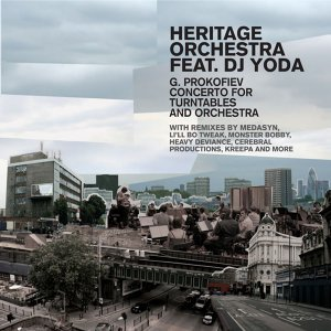 Heritage Orchestra and Dj Yoda 歌手頭像