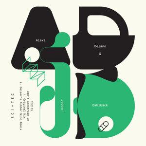 ADJD, Alexi Delano & Jesper Dahlbäck 歌手頭像