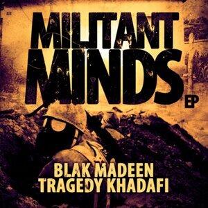 Blak Madeen, Tragedy Khadafi 歌手頭像