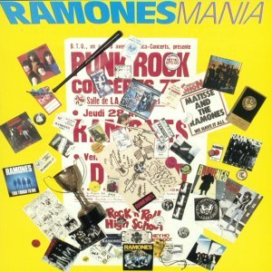 Ramones (雷蒙合唱團) 歌手頭像