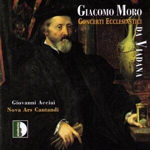 Giovanni Acciai, Nova Ars Cantandi 歌手頭像