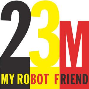 My Robot Friend 歌手頭像