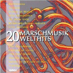 Rekrutenspiele Schweizer Militärmusik & Adj Uof Robert Grob 歌手頭像