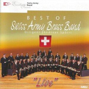 Swiss Army Brass Band & Andreas Spörri 歌手頭像