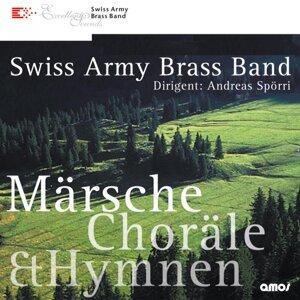 Andreas Spörri & Swiss Army Brass Band 歌手頭像