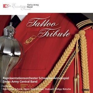 Swiss Army Central Band, Hptm Max Schenk, Hptm Aldo Werlen & Stabsadj Philipp Rütsche 歌手頭像