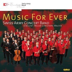 Major Christoph Walter & Swiss Army Concert Band 歌手頭像