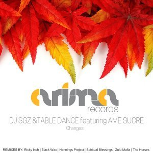 DJ SGZ & Table Dance feat. Ame Sucre 歌手頭像