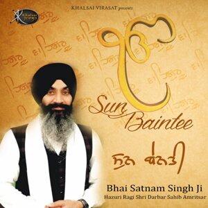 Bhai Satnam Singh Hazuri Ragi Sri Darbar Sahib 歌手頭像