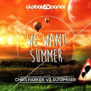 Chris Parker, DJ Dimixer 歌手頭像