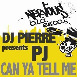 DJ Pierre Presents PJ アーティスト写真