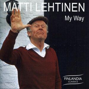 Matti Lehtinen 歌手頭像