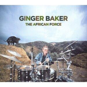 Ginger Baker 歌手頭像