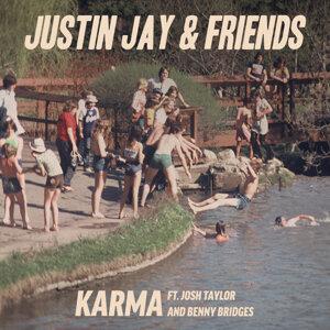 Justin Jay & Friends feat Josh Taylor & Benny Bridges 歌手頭像
