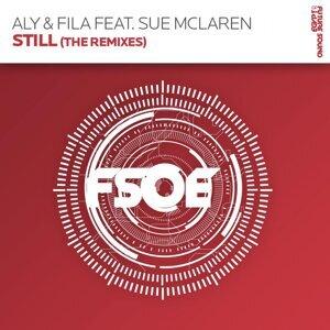 Aly & Fila feat. Sue McLaren 歌手頭像