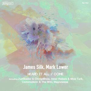 James Silk, Mark Lower 歌手頭像