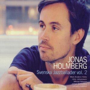 Jonas Holmberg 歌手頭像
