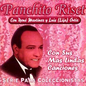 Panchito Riset con René Martinez y Luis (Lija) Ortiz