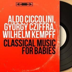 Aldo Ciccolini, György Cziffra, Wilhelm Kempff 歌手頭像